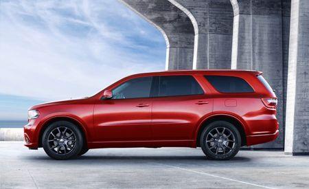 Sammy Hagar is Stoked: Dodge Now Offering Radar Red Leather on 2015 Durango R/T