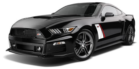 Equine Overload: Roush Opens Order Book for Stage 3 Mustang