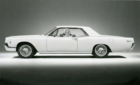 Lincoln May Bring Back Storied Nameplates News Car And Driver