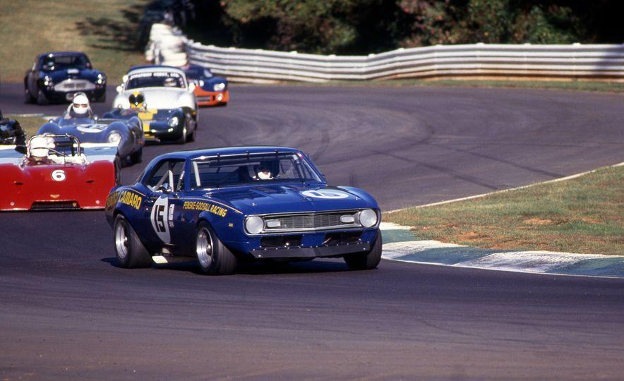 1967 Donohue Trans-Am Camaro race car - Slide 1