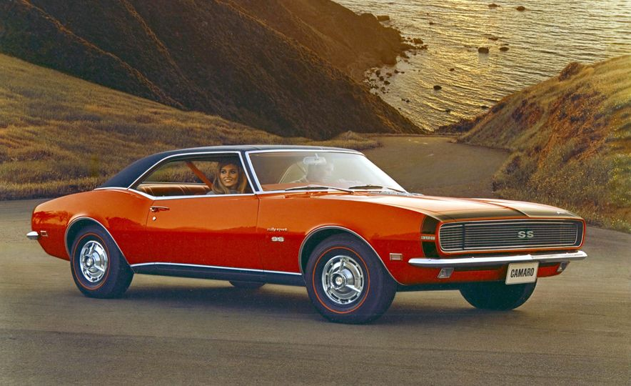 Bitchin' Indeed: A Visual History of the Chevrolet Camaro - Slide 8