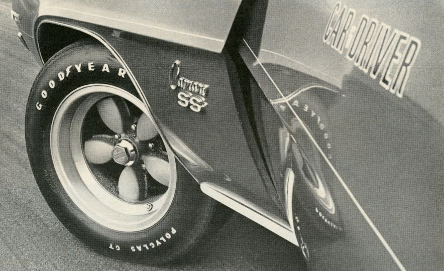 Bitchin' Indeed: A Visual History of the Chevrolet Camaro - Slide 12