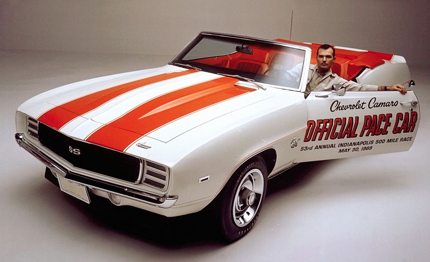 Bitchin' Indeed: A Visual History of the Chevrolet Camaro - Slide 9