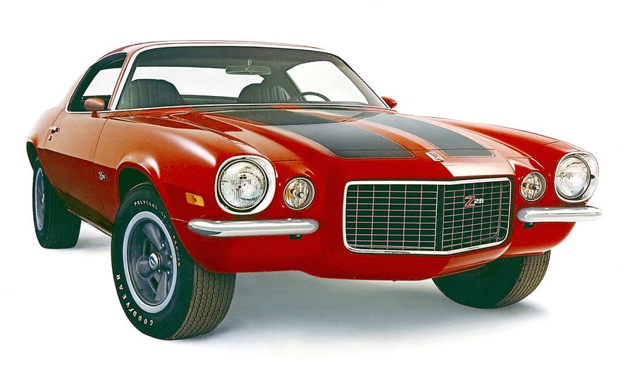 Bitchin' Indeed: A Visual History of the Chevrolet Camaro - Slide 15