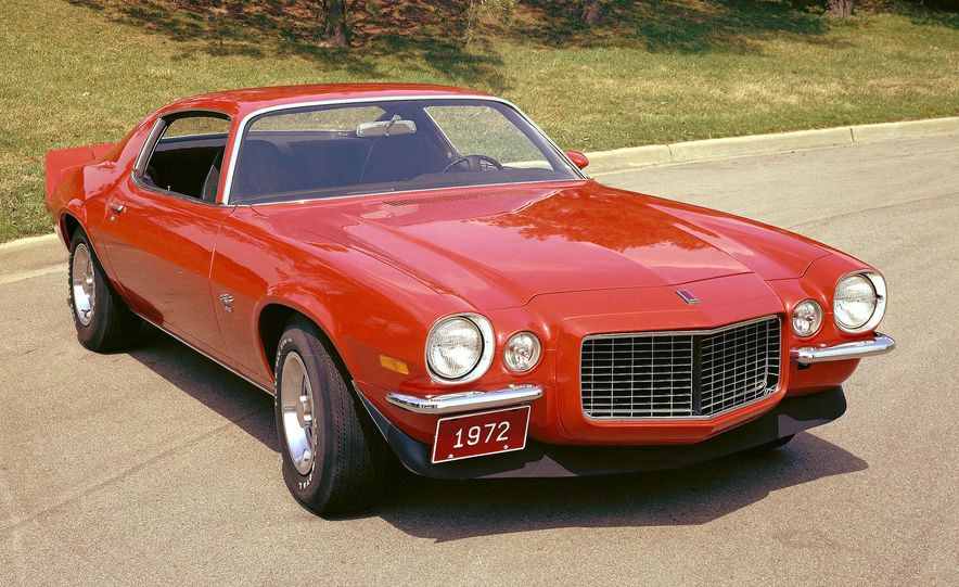 Bitchin' Indeed: A Visual History of the Chevrolet Camaro - Slide 16