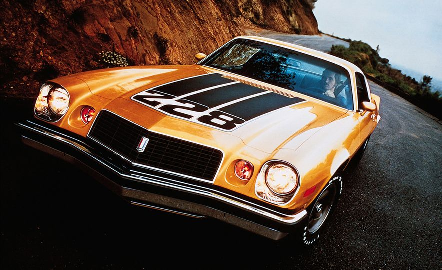 Bitchin' Indeed: A Visual History of the Chevrolet Camaro - Slide 18