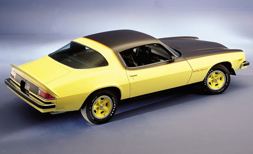 Bitchin' Indeed: A Visual History of the Chevrolet Camaro - Slide 20