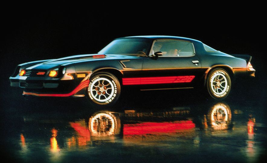 A Visual History of the Chevrolet Camaro, from 1967 to Today