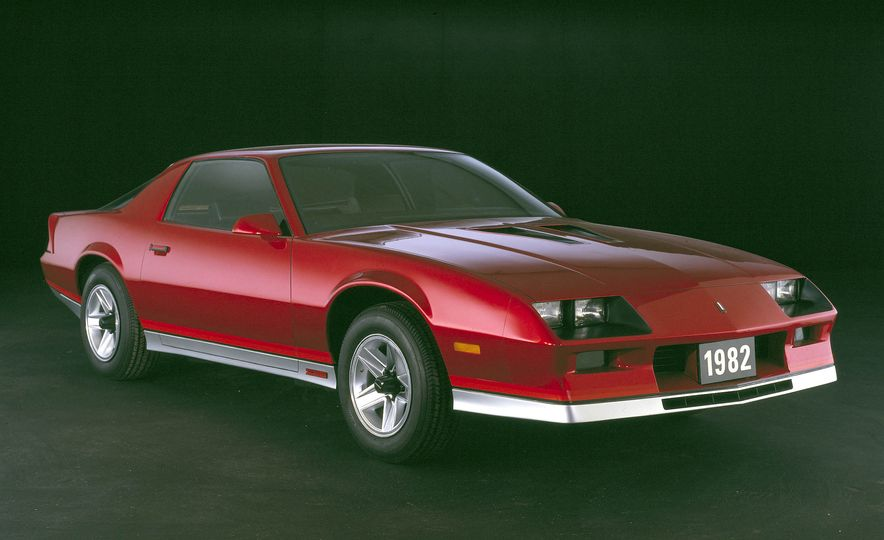 Bitchin' Indeed: A Visual History of the Chevrolet Camaro - Slide 25