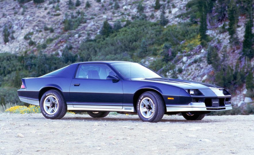 Bitchin' Indeed: A Visual History of the Chevrolet Camaro - Slide 29