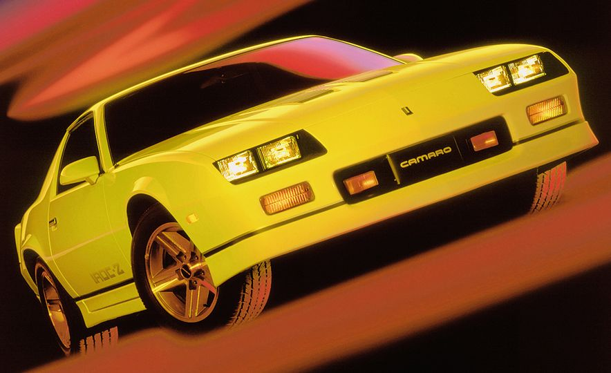 Bitchin' Indeed: A Visual History of the Chevrolet Camaro - Slide 30