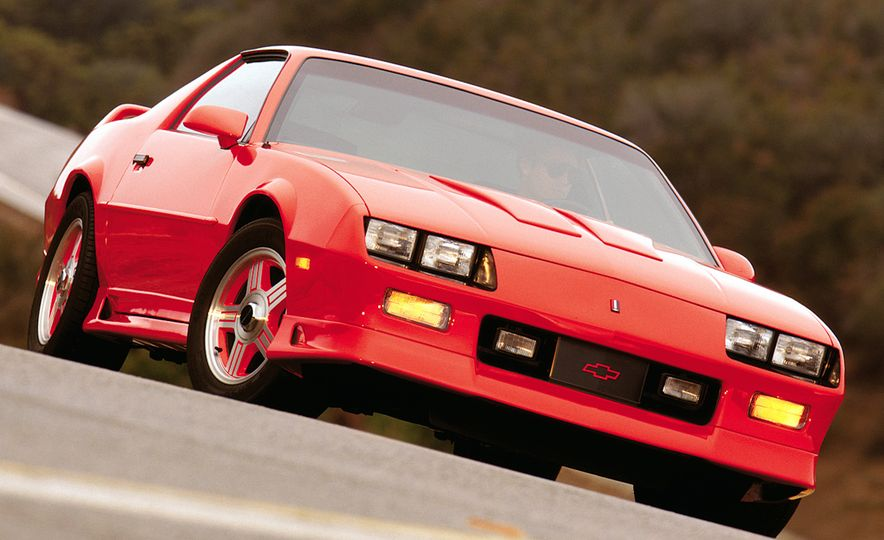 Bitchin' Indeed: A Visual History of the Chevrolet Camaro - Slide 33