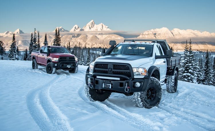 AEV Products for Ram Pickup Look the Business While Taking Care of Business