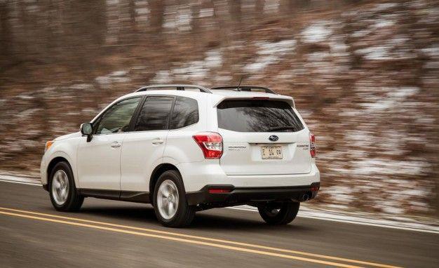 Subaru Forester Reviews Subaru Forester Price Photos And Specs
