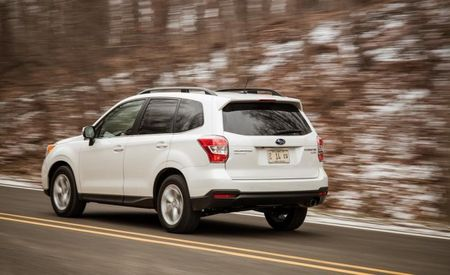 Holy John Muir! 2016 Subaru Forester Pricing Announced