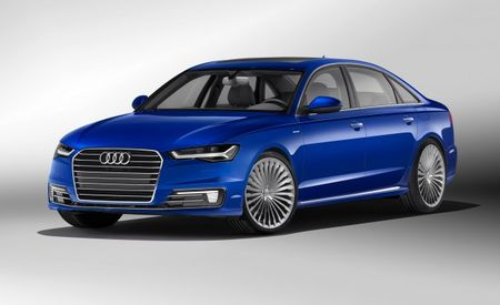 Audi A6L e-tron Hybrid Unveiled, Is Ready to Plug Into China