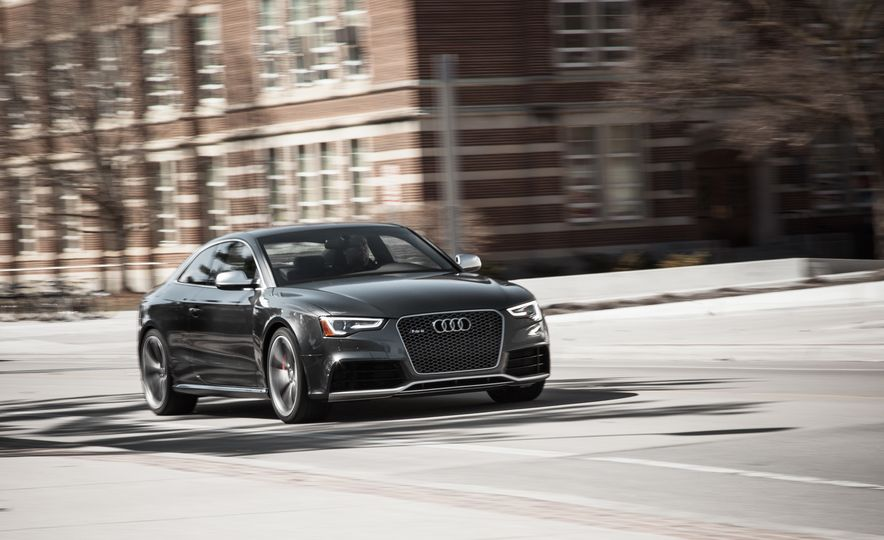 2015 Audi RS5 coupe - Slide 1