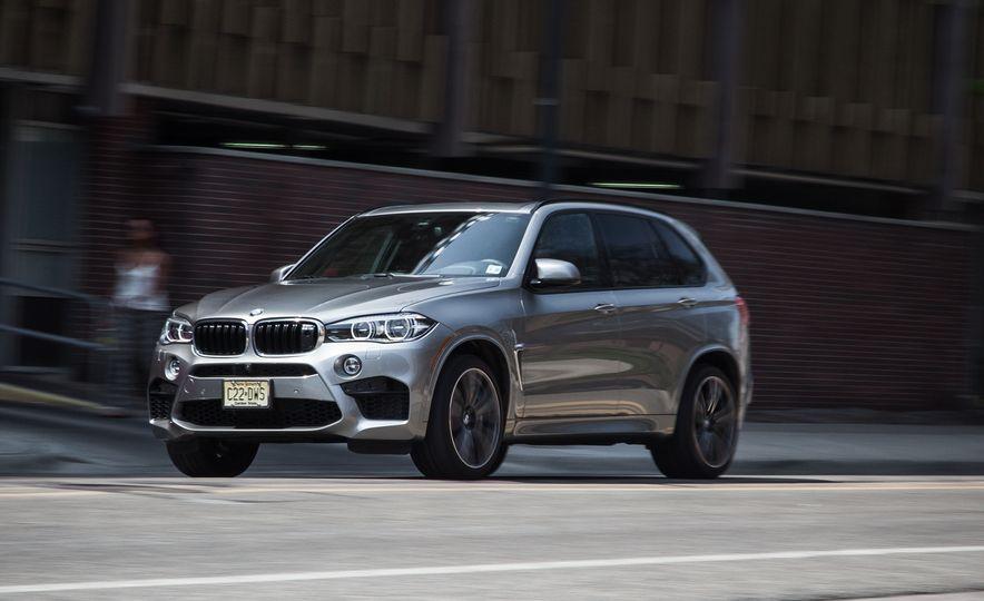 2015 BMW X5 M - Slide 1