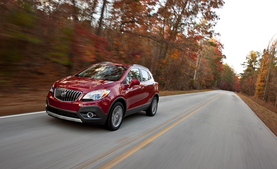 2015 Buick Encores - Slide 7