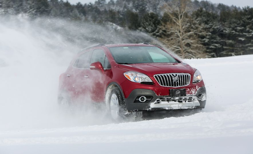 2015 Buick Encores - Slide 15