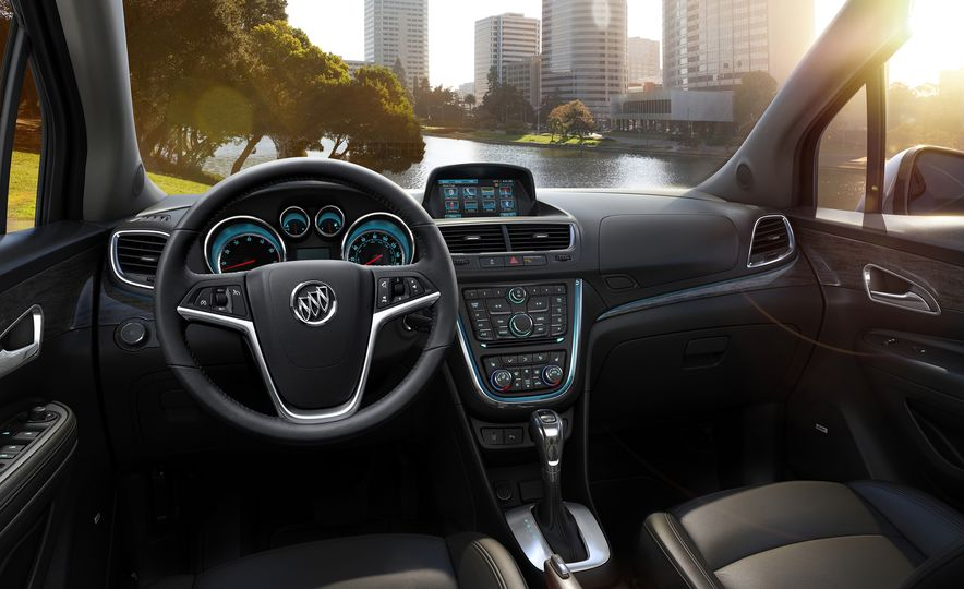 2015 Buick Encores - Slide 32