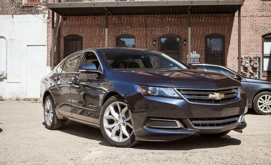 2016 Chevrolet Impala Midnight Edition - Slide 5