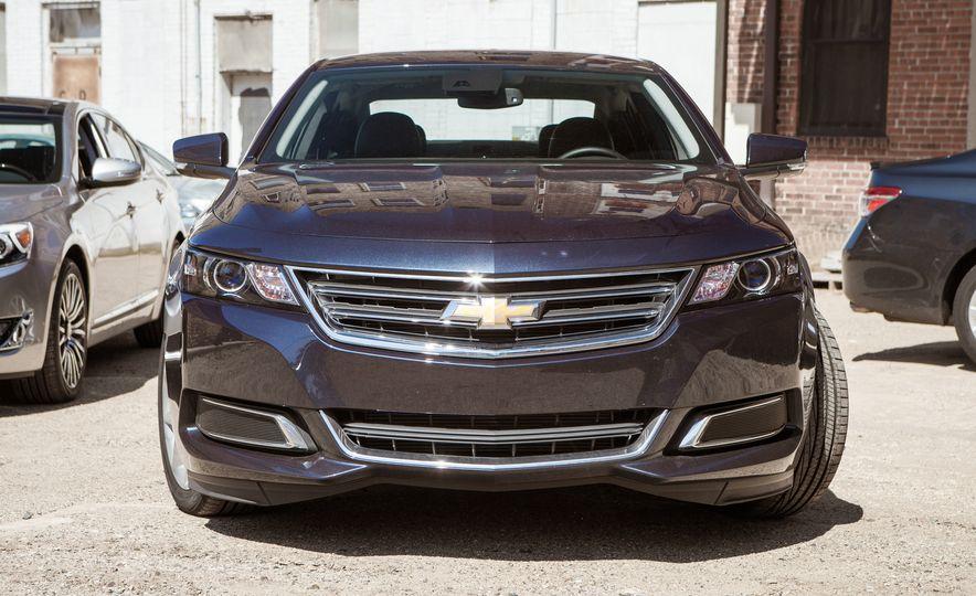 2016 Chevrolet Impala Midnight Edition - Slide 8