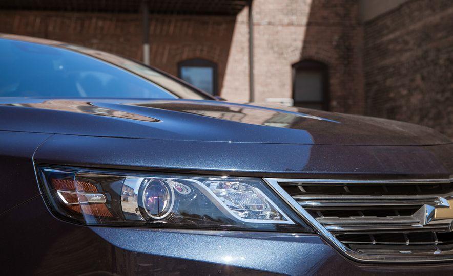 2016 Chevrolet Impala Midnight Edition - Slide 12
