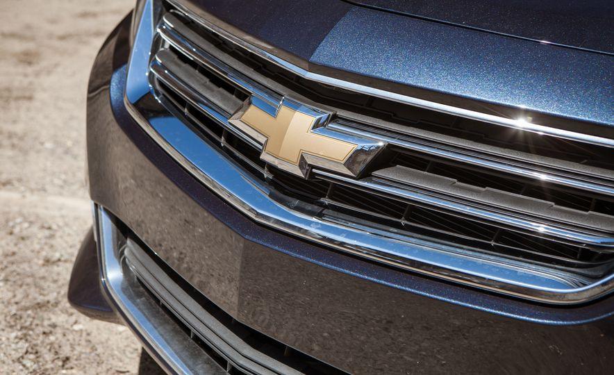 2016 Chevrolet Impala Midnight Edition - Slide 13