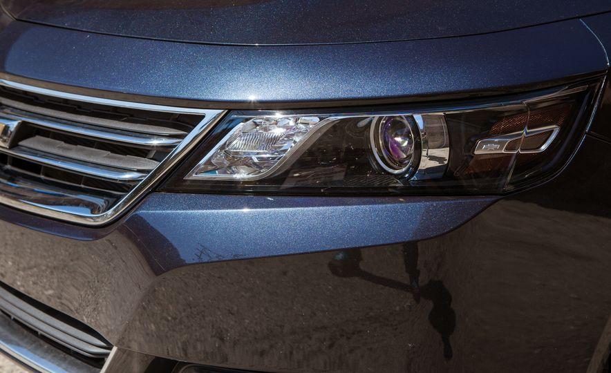 2016 Chevrolet Impala Midnight Edition - Slide 14