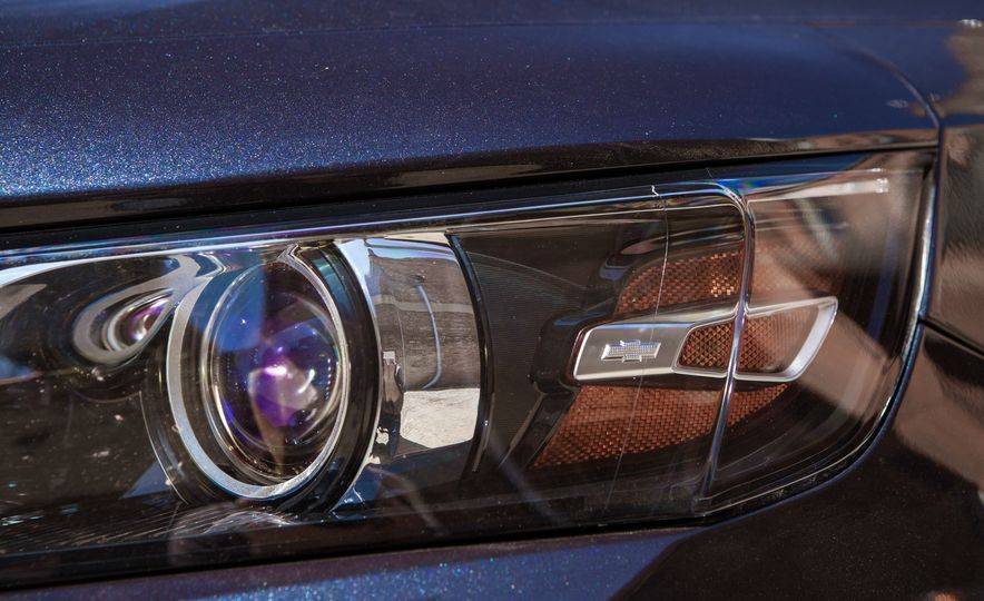 2016 Chevrolet Impala Midnight Edition - Slide 15