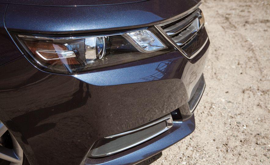 2016 Chevrolet Impala Midnight Edition - Slide 16