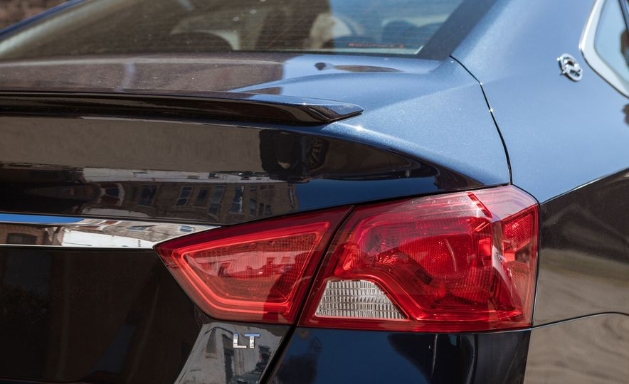2016 Chevrolet Impala Midnight Edition - Slide 20