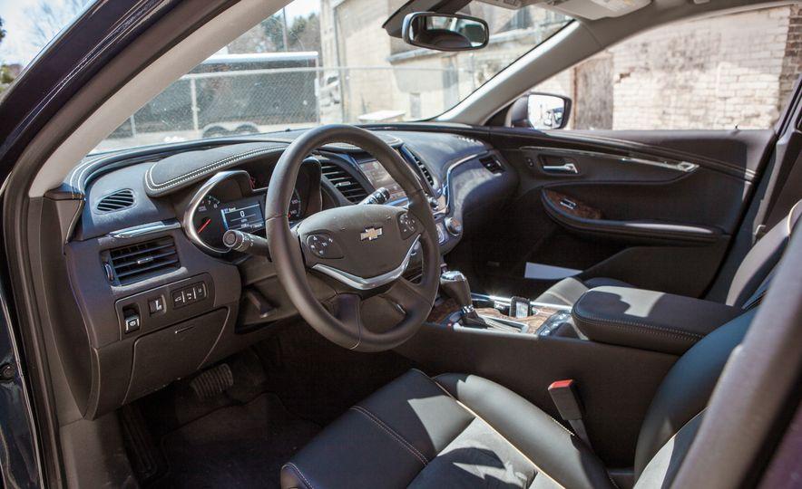 2016 Chevrolet Impala Midnight Edition - Slide 22