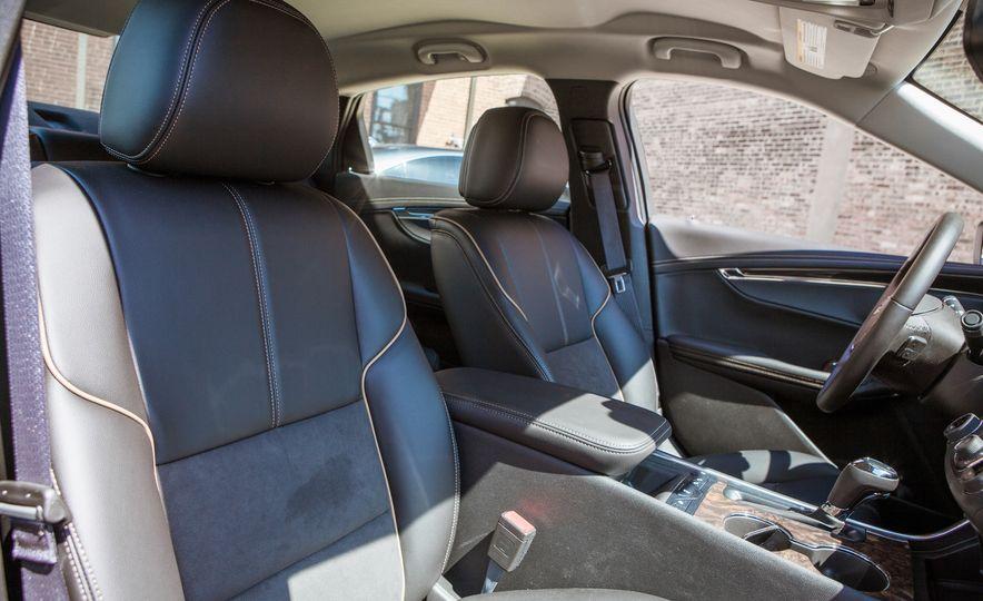 2016 Chevrolet Impala Midnight Edition - Slide 24