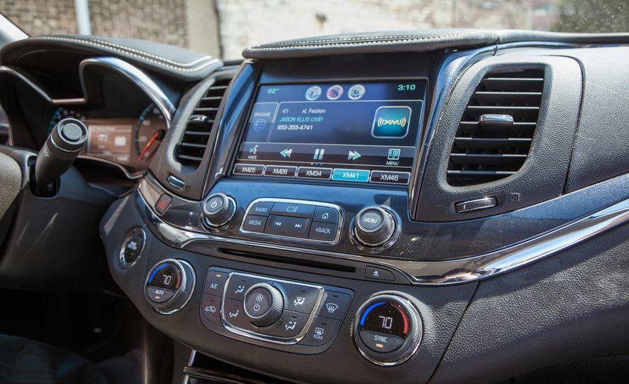 2016 Chevrolet Impala Midnight Edition - Slide 25