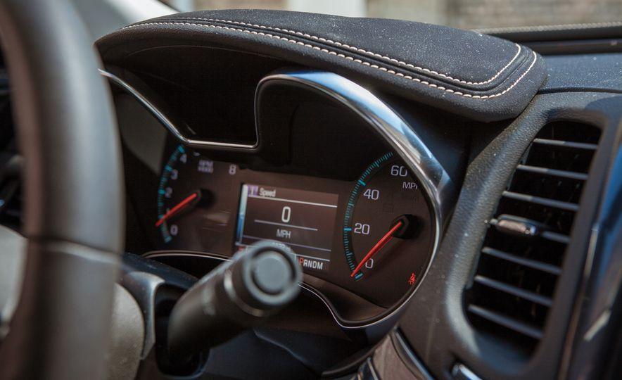 2016 Chevrolet Impala Midnight Edition - Slide 26