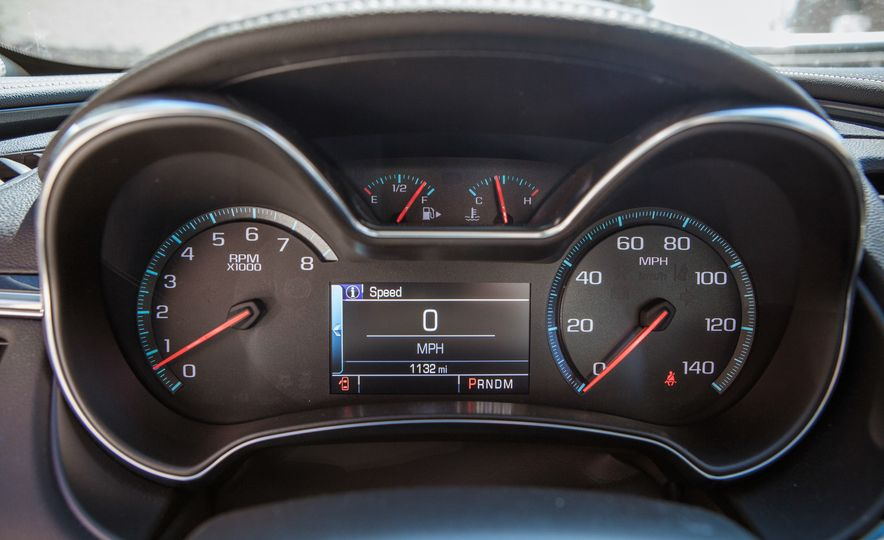 2016 Chevrolet Impala Midnight Edition - Slide 27