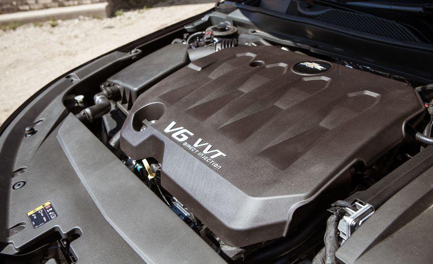 2016 Chevrolet Impala Midnight Edition - Slide 29