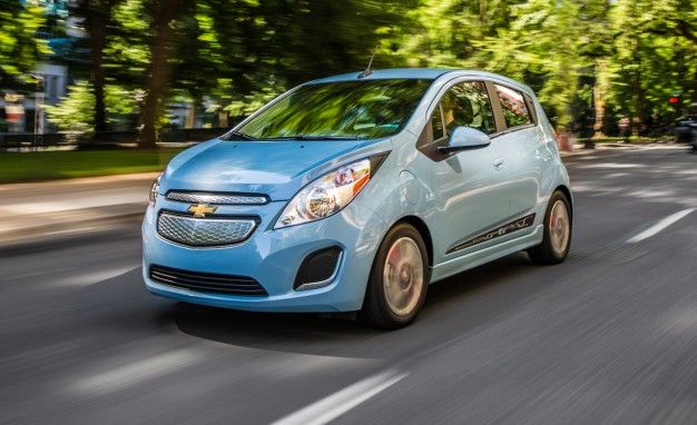 Sparking Sales: Chevrolet Lowers Price of Spark EV