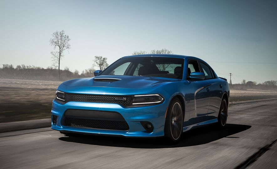 2015 Dodge Charger R/T Scat Pack - Slide 1