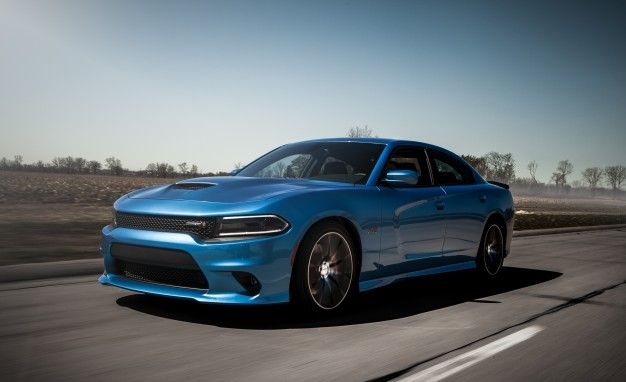 2018 Dodge Charger GT AWD Test: The Anti-Hellcat   Review   Car and ...