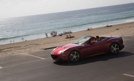 2015 Ferrari California T – Instrumented Test