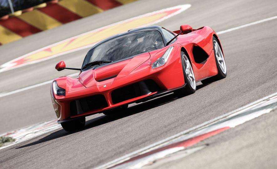 2015 Ferrari LaFerrari - Slide 13