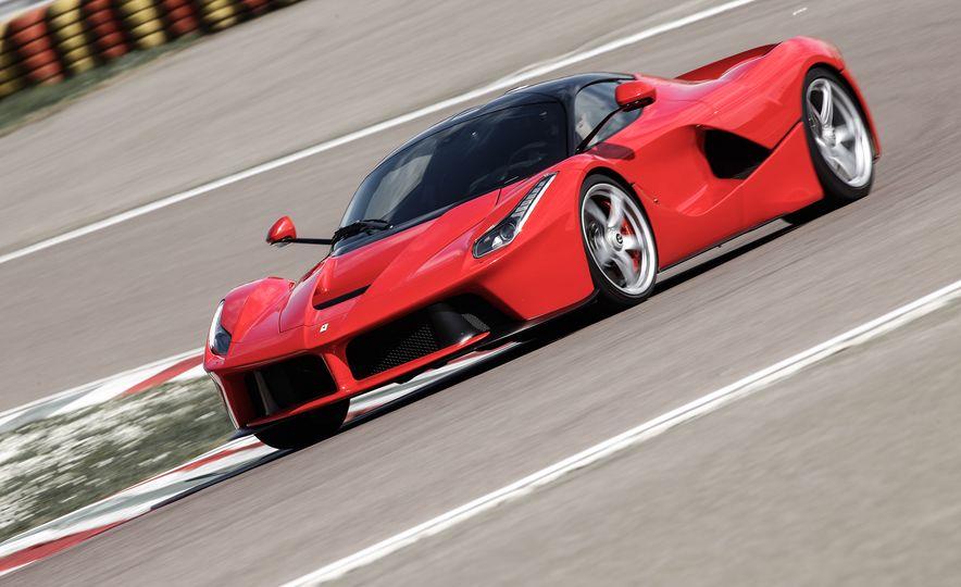 2015 Ferrari LaFerrari - Slide 14