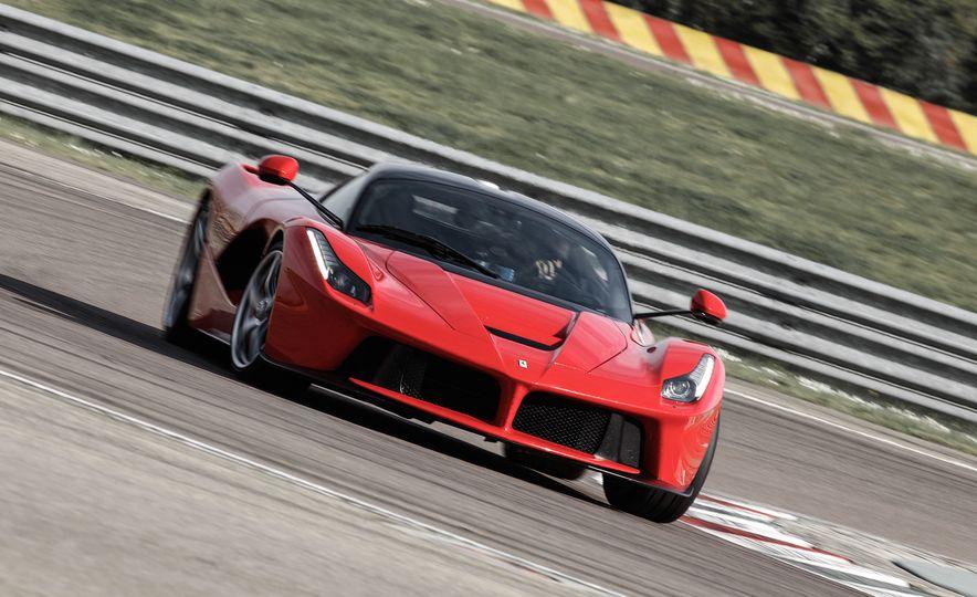 2015 Ferrari LaFerrari - Slide 20