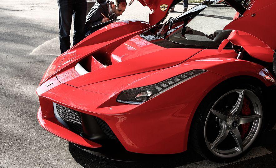 2015 Ferrari LaFerrari - Slide 37