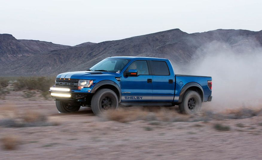 Oh Good Now The Shelby Ford Raptor Makes 700 Horsepower News