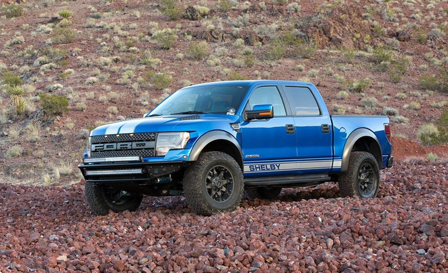 2015 Ford F-150 Raptor Shelby Baja 700 - Slide 2