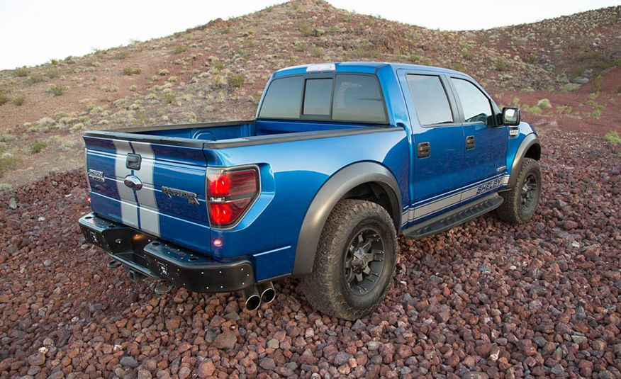 2015 Ford F-150 Raptor Shelby Baja 700 - Slide 3